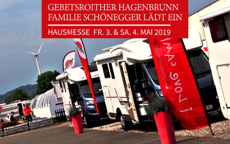 Hausmesse Hagenbrunn